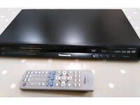 Panasonic DVD player S42