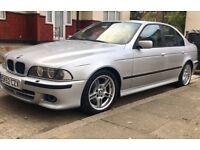 BMW E39 530D M SPORT