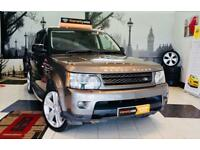 💎STEP UP💎★2009 LAND ROVER RANGE ROVER SPORT 3.0 DIESEL SEMI-AUTOMATIC★FACELIFT EDITION★KWIKI AUTOS