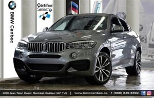 2015 BMW X6 xDrive50i / PREMIUM / M SPORT / DRIVING ASSIST