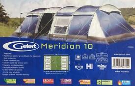 Meridian 10 camping tent