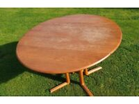 Gorgeous Vintage Ercol Dropleaf Oak Dining Table - BARGAIN ****FREE DELIVERY***