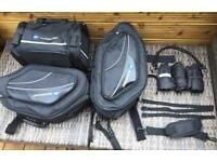 Motorbike Soft Luggage Set - Never Used