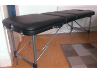 Portable Lightweight Massage Table (never been used!)
