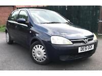 Vauxhall Corsa 1.2 2001 *low mileage* *full service history* *long mot* not polo focus car cheap