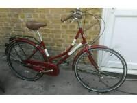 Real Classic Ladies Loop Frame bike