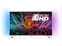 "55"" UHD LED AMBILIGHT SMART TV"