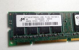 Apple Mac - G4, G3, Power PC (Desktop Memory) - SD Ram - PCI 133, PCI 100, 168pin, Pentium III