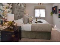 King size Bed - Matress, Base and headboard