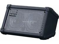 Roland street cube, busking amp portable