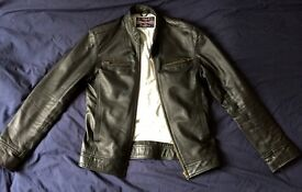 Real Leather Men Jacket, Made in England