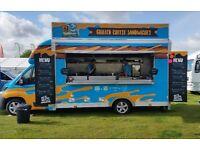 Stunning Food Truck/Catering Van