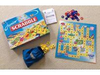 Junior Scrabble Board Game (MATTEL)