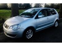 Stunning VOLKSWAGEN POLO 80 S 1.4, Long MOT, ONLY 15K Mileage in mint condition
