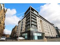 Zone Group 2 Bedroom Part Furnished Wallace Street Apartment Close To Glasgow City Centre (ACT 17)