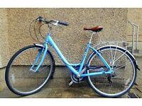 Ridgeback Avenida 6 Women's Bike 2016 Model