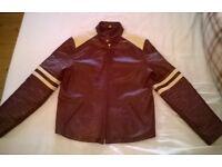 Fight Club, Band Pitt, Tyler Durden Leather Jacket