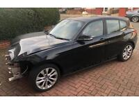 Bmw 1 series 120d auto urban 2012 light damage repairable salvage