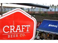 Assistant Manager needed at The Craft Beer Co. Brixton.