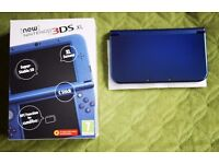 Nintendo NEW 3DS XL like new, in Excellent Condition !