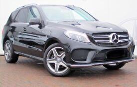 Mercedes GLE AMG Line, premium edition 66 registration