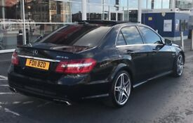 Mercedes E63 AMG with 'Performance Pack' - FULLY LOADED -NOT C63, A45, BMW M5, M4, M3, Audi RS4, RS3