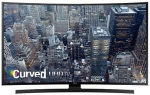"""SAMSUNG 55"""" LED 4K SMART CURVED UHDTV *NEW IN BOX*"""