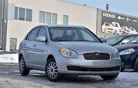 2007 Hyundai Accent GL*Bas kilomètrage*Pneux d'hiver*Propre*Faut
