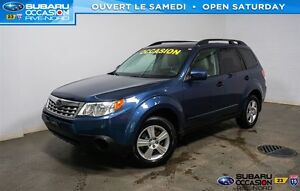 2012 Subaru Forester Convenience MAGS+BLUETOOTH+SIEGES.CHAUFFANT