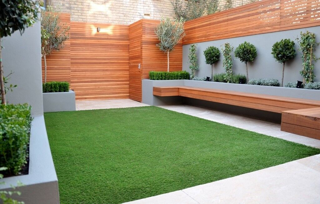 Paving turfing fencing decking astro turf and much more for Garden decking gumtree
