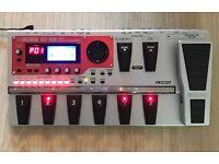 Boss GT-10B Bass Effects Processor - Excellent Condition