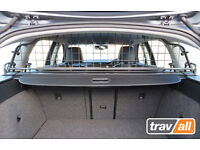 SKODA Octavia Estate Dog Guard (2013 -Current) Travall® Guard TDG1404
