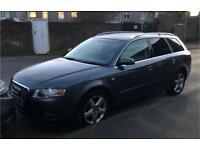 Audi A4 avant (spares or repairs)