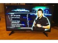 """Brand new 32"""" LED TV FREEVIEW FULL HD USB MOVIE PLAYBACK CAN DELIVER."""
