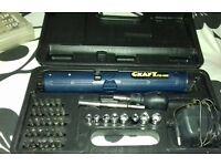 power craft screwdriver set