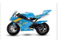 brand new 2018 mini moto 49cc 50cc pocket bike limited edition minimoto pit bike