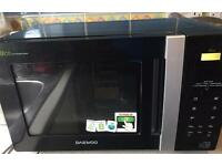 Daewoo KOR6AOR 800 Watt Microwave In Black £45