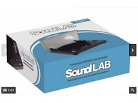 SoundLAB Professional USB Belt Drive Turntable (BRAND NEW/UNOPENED)