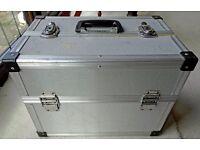 Camera case Aluminium large storage case