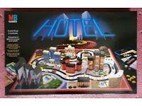 Retro 80s HOTEL 3D game