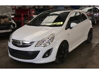 Vauxhall Corsa D Limited Edition