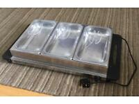 Bain Marie - electric - portable - food warmer