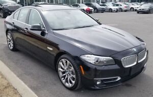 2014 BMW 535I xDrive PREMIUM PKG! LOW MILEAGE!