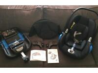 Venicci Car Seat & Isofix Base