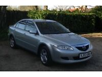 Mazda 6 TS Automatic .2 litre.Long MOT.Extremely comfortable and spacious.Excellent condition .