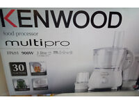 Kenwood FP691 Food Processor - used but in good condition