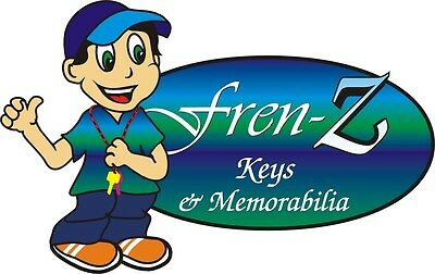 Frenz Keys and Memorabilia