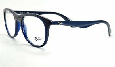 Ray-Ban Eyeglasses RB 7085 5584 Navy Blue Frame 52 mm