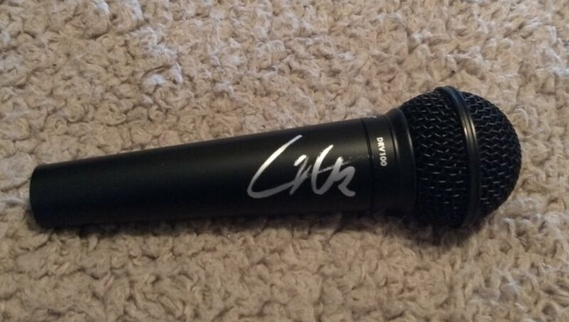 LIAM PAYNE ONE DIRECTION Signed MICROPHONE a