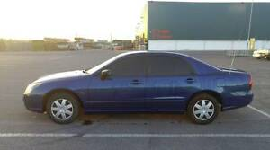 2005 Mitsubishi Magna Sedan series II Paralowie Salisbury Area Preview